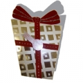 Gift Box with Bow Stencillo